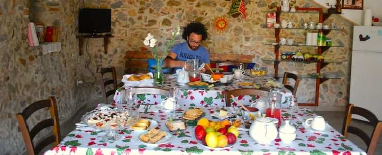B&B La Magara, Civita (CS)