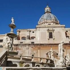 Fontana della Vergogna - Palermo