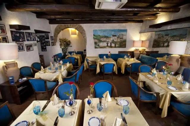 Spoleto - Cucina, Ristorante Apollinare
