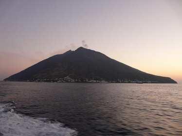 Stromboli, Sicilia - Vulcano