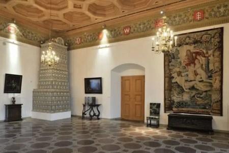 Palazzo dei Granduchi di Lituania - Vilnius, Lituania