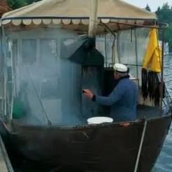 Affumicatura del pesce - Germania