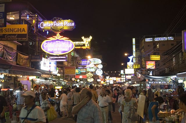 Khoasan Road - Khoasan Road, Tailandia