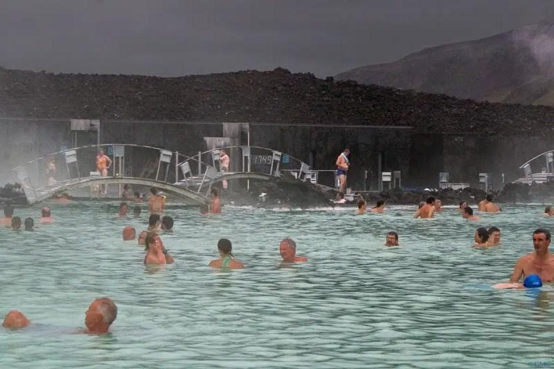 Blue Lagoon - Reykjavik, Iceland
