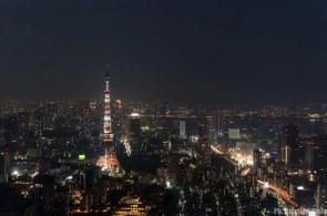 Sky Deck - Tokyo, Giappone