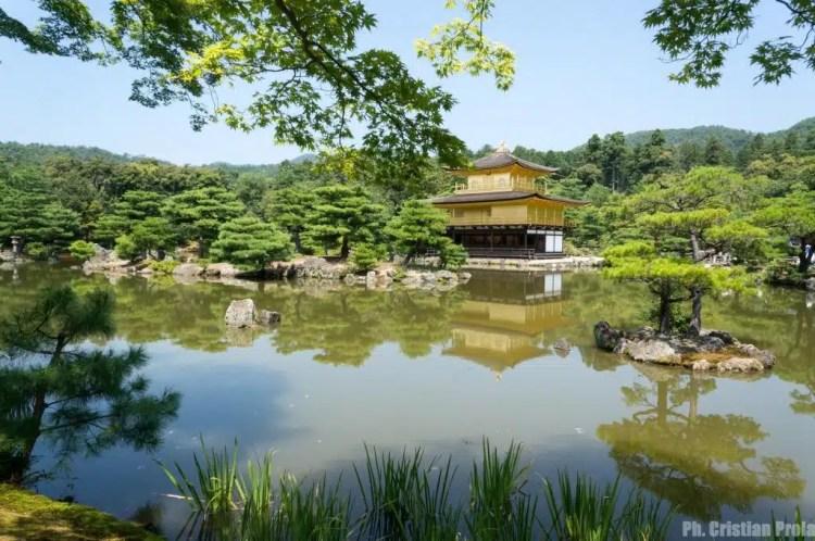 Tempio di Kinkaku-ji - Kyoto, Giappone