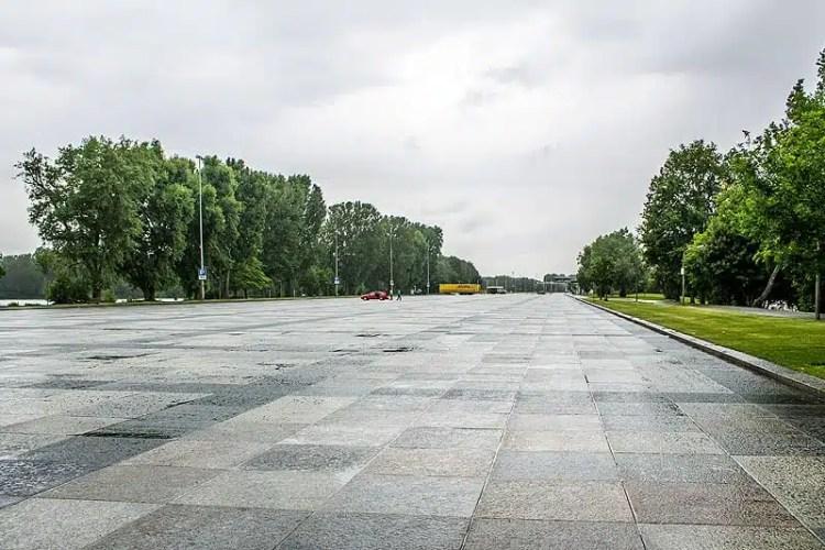 Reichsparteitagsgelände - Norimberga, Germania