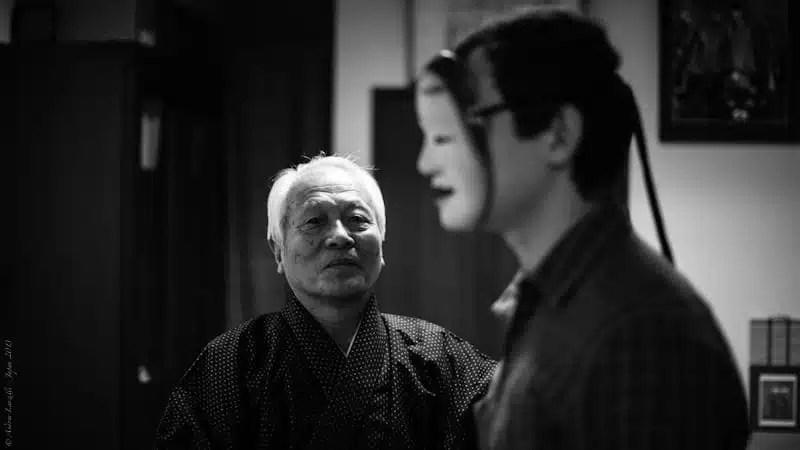 Noh theatre - Japan