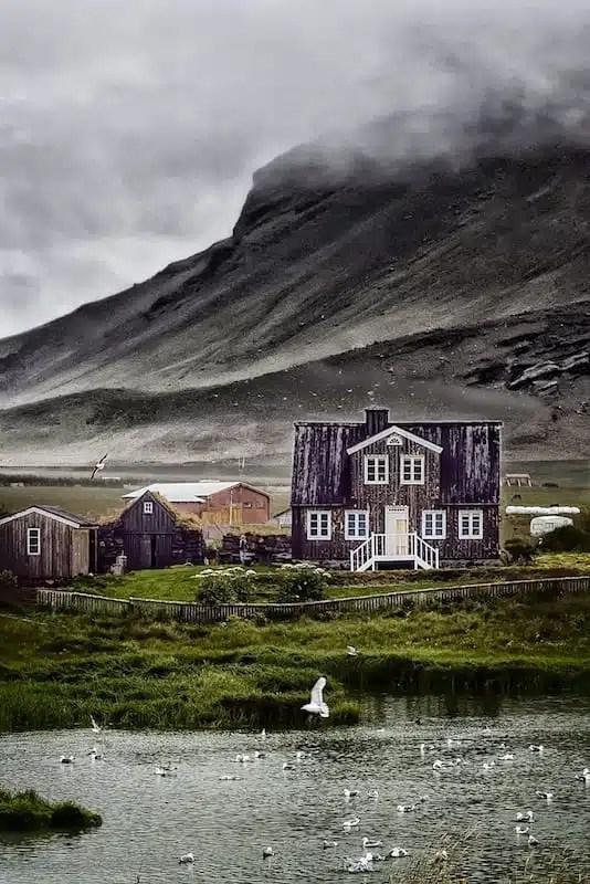Snaefellssness, Islanda
