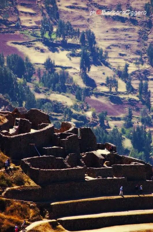 Valle Sagrada, rovine inca - Perù