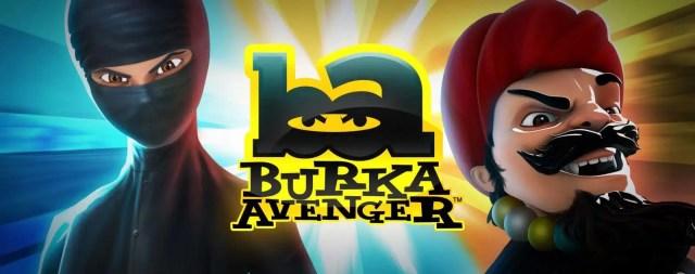 Burka Avanger