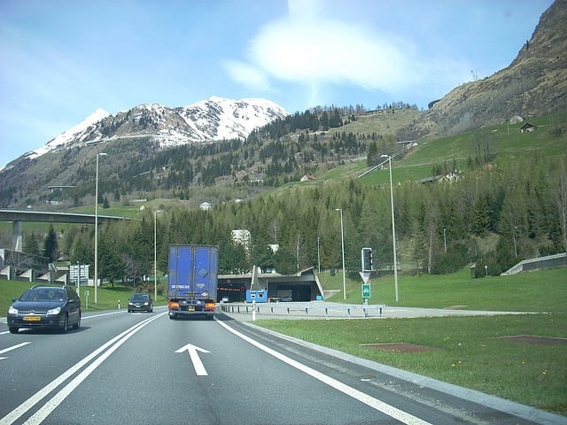 San Gottardo - Svizzera