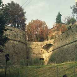 Cannoniera di San Giovanni - Bergamo, Italy
