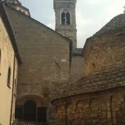 Vista dalla Sala Picta - Bergamo, Italy