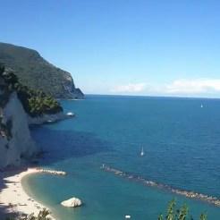 Spiaggia dei Frati - Numana, Marche (Italy)