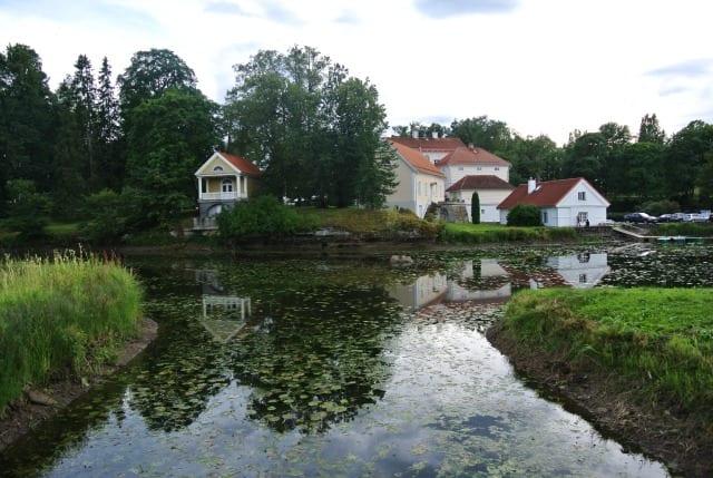 Parco di Lahemaa, Vihula Manor - Estonia