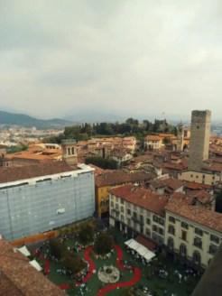 Piazza Vecchia - Bergamo, Italy