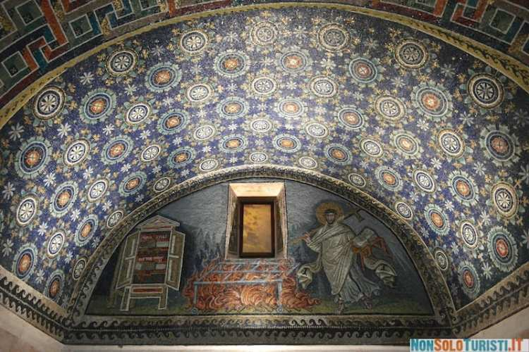 Mausoleo di Galla Placida - Ravenna, Italy