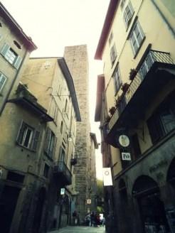 Torre Gombito - Bergamo, Italy