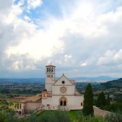 Basilica di San Francesco - Assisi, Umbria