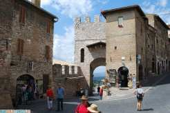 Porta San Francesco - Assisi, Umbria