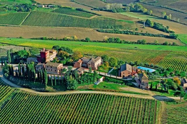 Borgo Tre Rose, Montepulciano - Toscana