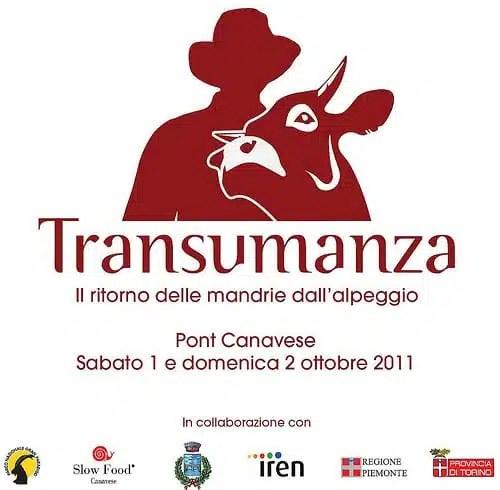 Transumanza - Pont Canavese, Piemonte