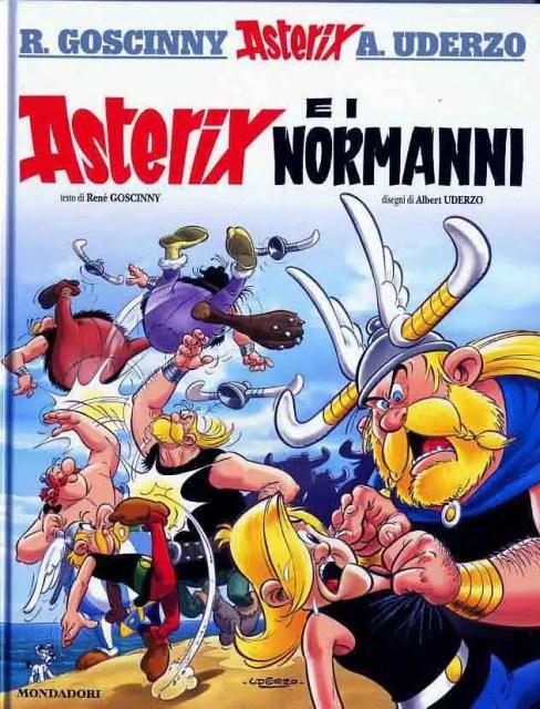 Fumetti - Asterix e i Normanni