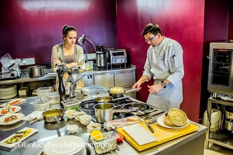 Workshop di cucina al Falkensteiner Balance Resort di Stegersbach - Vienna, Austria