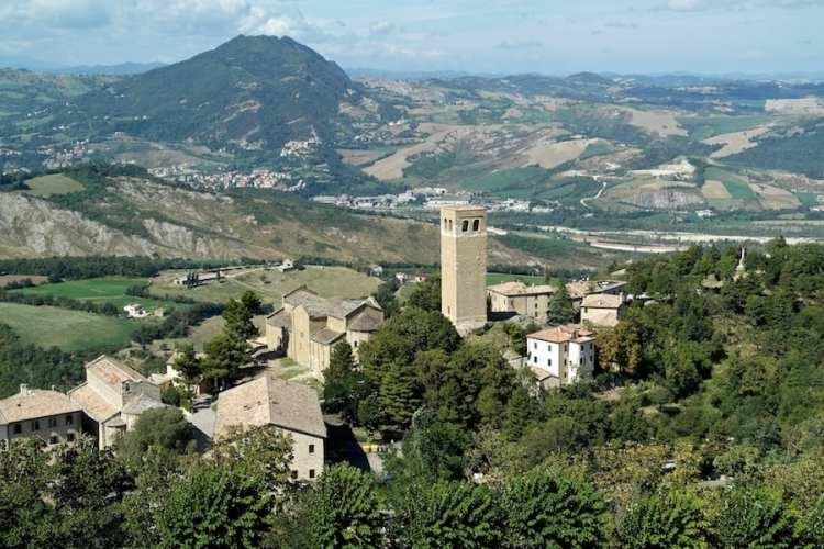 San Leo (RN) - Emilia Romagna, Italy