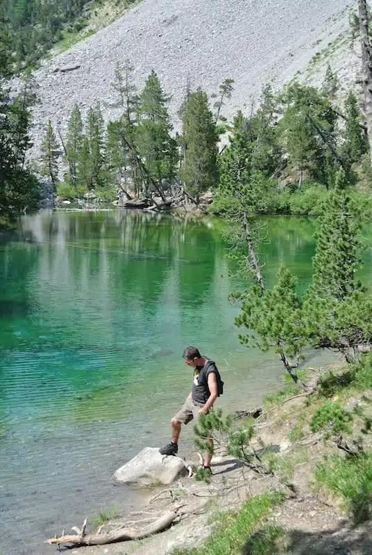 Lago Verde - Bardonecchia (TO), Piemonte (Italy)