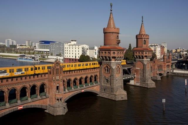 Oberbaumbrücke - Berlino, Germania