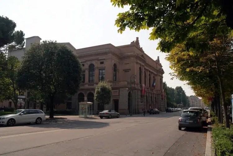 Teatro Donizetti - Bergamo, Italy