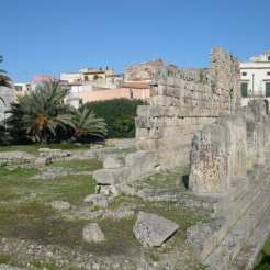 Tempio di Apollo, Siracusa - Sicilia, Italy