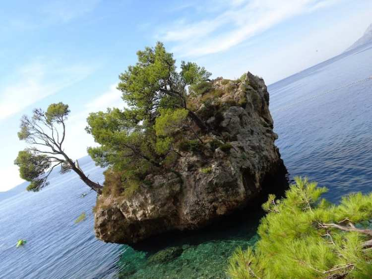 Brela, Croazia