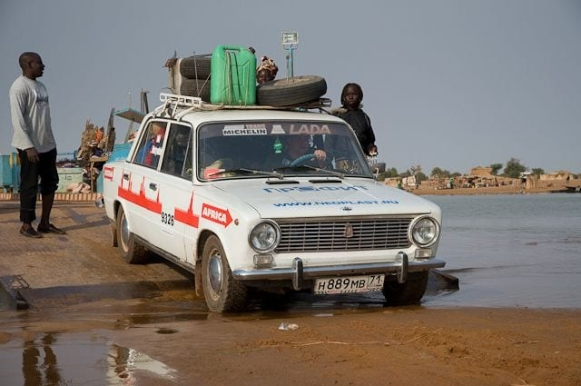 Banger Rally - Marocco
