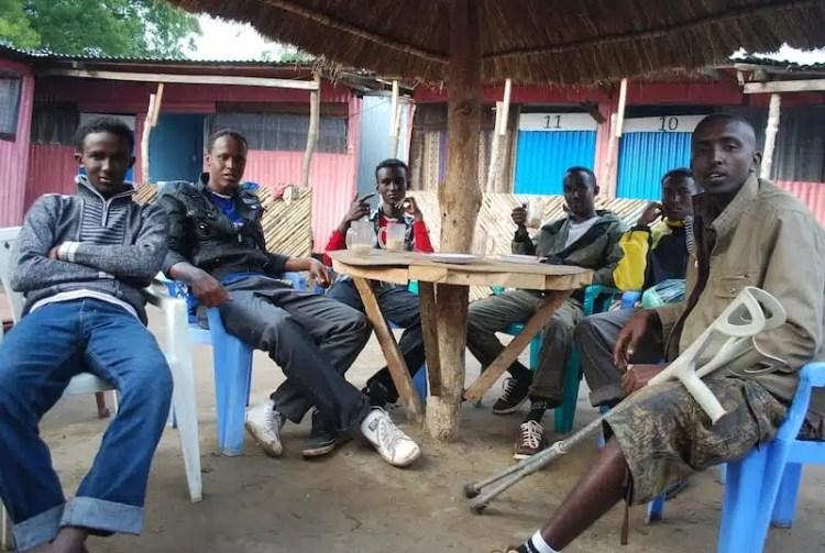 Profughi somali - Sudan del Sud