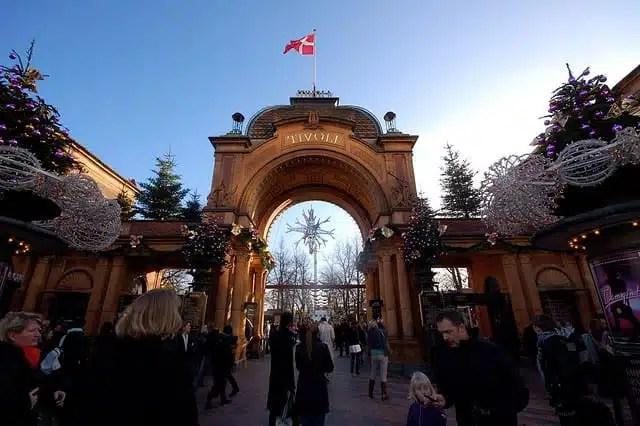 Tivoli - Copenaghen, Danimarca
