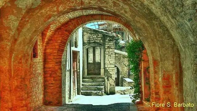 Bisaccia (AV), Irpinia - Italy