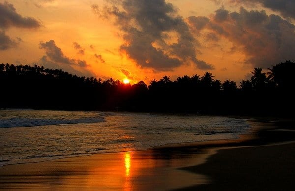 Mirissa-Beach_Sri Lanka_Felix Krohn