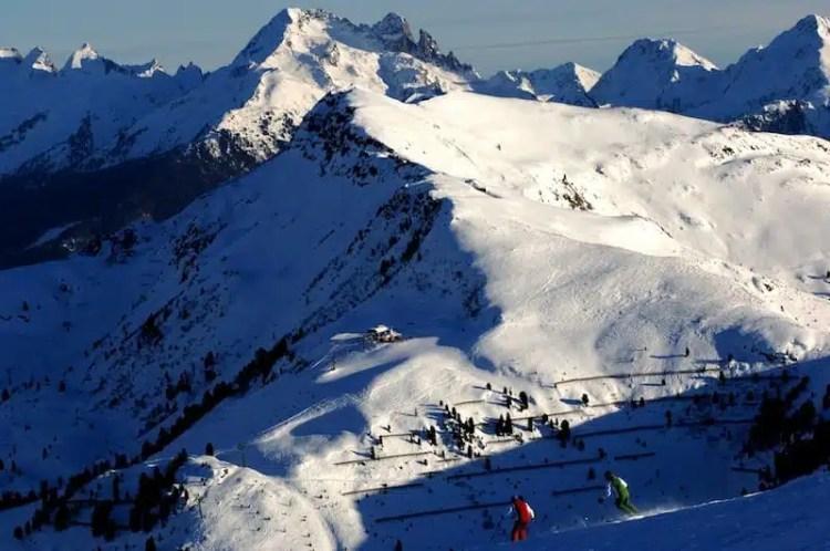 Pampeago, Ski Center Latemar