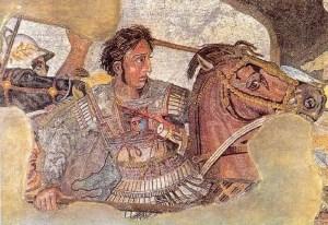 Alessandro il Grande, Museo Archeologico Nazionale di Napoli - Italy
