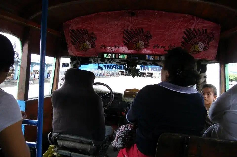 Bus - Samoa
