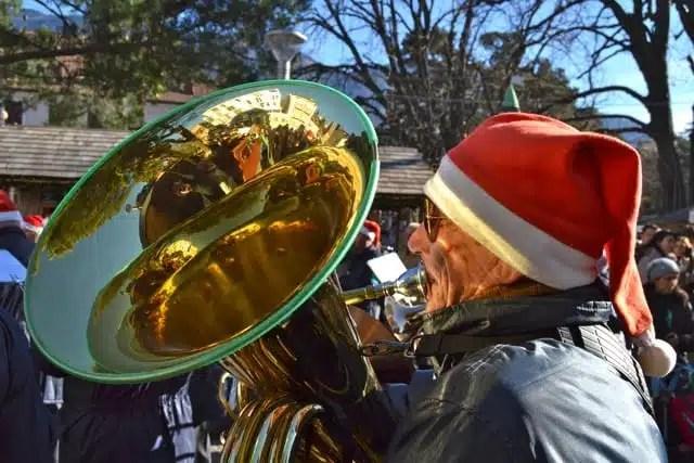 Banda di Natale - Merano (BZ), Italy