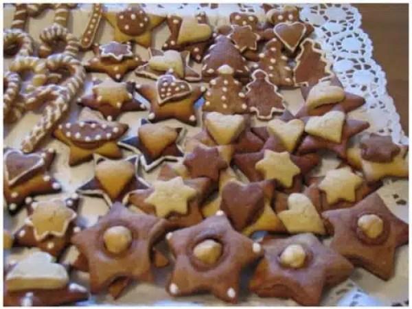 Biscotti speziati natalizi - Germania