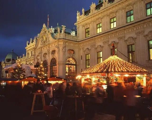 Mercatino Belvedere - Vienna, Austria