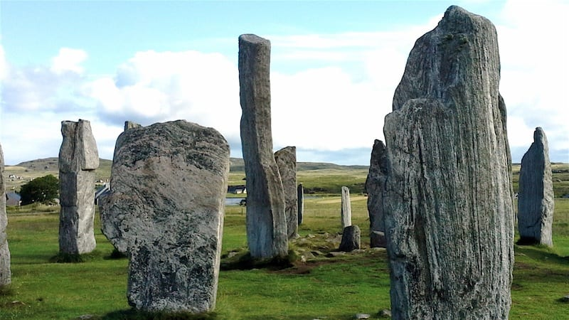 Callanish Stone Circle - Outer Hebrids, UK