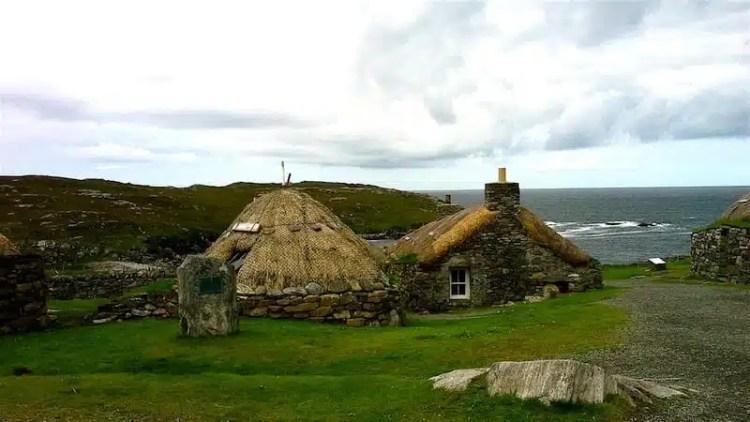 Gearrannan - Ebridi Esterne, Scozia