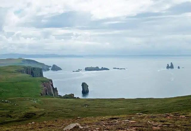 Iswick - Isole Shetland, UK