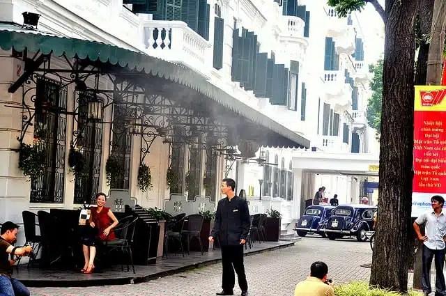 Hotel Metropole - Hanoi, Vietnam